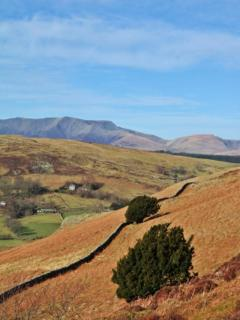 The Northern Fells of the Lake District are close by. Blencathra is a 20 minute drive away