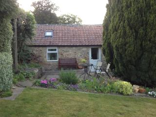 One Button Hideaway. Holiday cottage near Masham North Yorkshire. UK, Well
