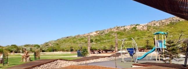 The kids will love the newly constructed playground and park just a short walk from Seaside.