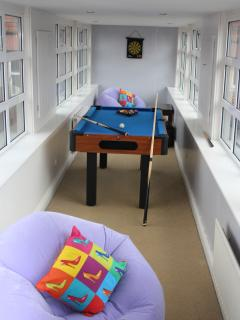 The Bridge - Games room