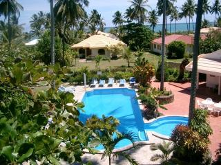 80m² Luxury beachside apartment, amazing oceanview, Cabarete