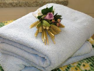 biancheria da letto e da bagno