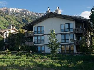 Sunny Ski Condo at the Base of Jackson Hole, Teton Village