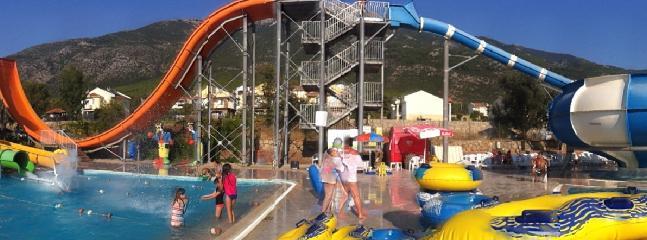 Ovacik Waterpark - 10 minutes away