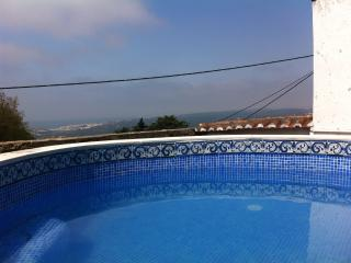 Pool with view to Atlantic Coast