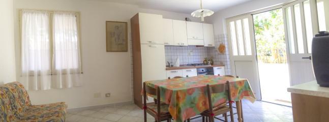 Ground floor living/kitchenroom