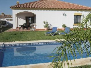 Chalé piscina privada en Conil, Conil de la Frontera