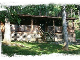 Private 2/2 HOT TUB cabin in the Smokies - Hemlock Haven, Townsend