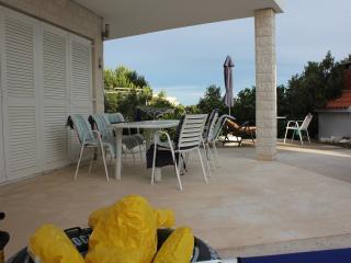 Beach house Paradiso terrace