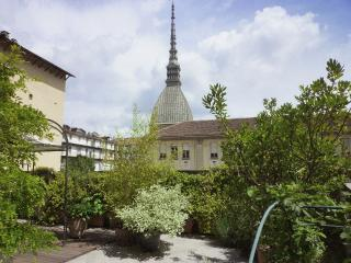 appartamento con terrazzo, Turín