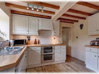 Superbly equipped Kitchen