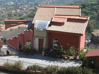 casa rossa, Monreale