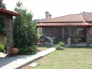 Stone house in Chalkidiki