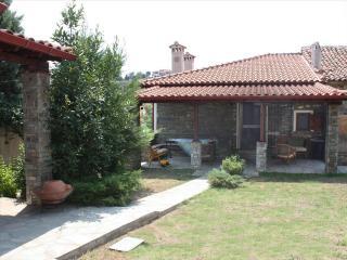 Stone house in Chalkidiki, Nikiti