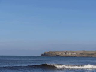 Runkerry Beach (1 minute walk from house)