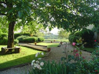 Charming stone gites with two pools, one heated, Nadaillac-de-Rouge