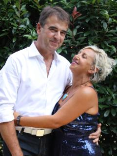 Owners - Pierantonio & Marcella