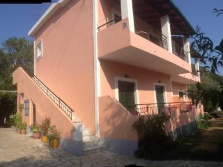 Athina resort, Paleokastritsa