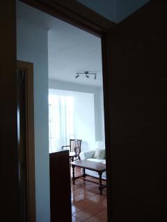 Salón desde Dormitorio 1