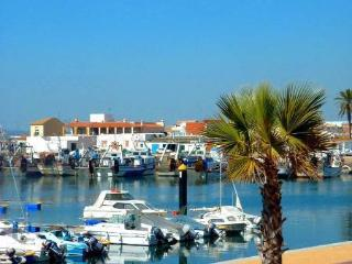 Marina at Isla Canela