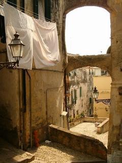 La città vecchia a pochi passi