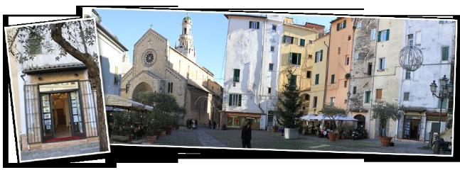 Piazza San Siro