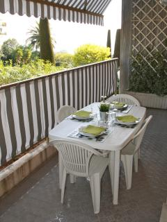 terrasse/Balcony