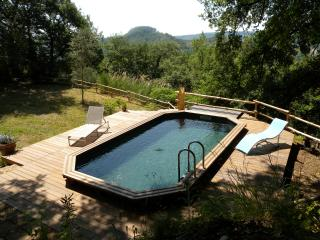 Honeymoon cottage with a pool, Orvieto