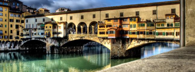 Florence - Ponte Vecchio - only 1 hour driving