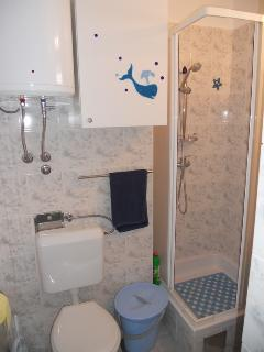 Apartsolta Blue Sea Apartment Bathroom