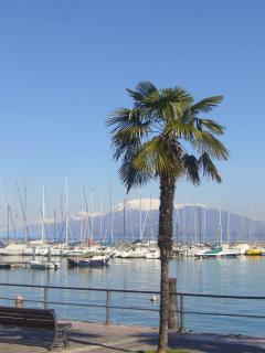 Desenzano, just 10 mins drive from Moniga