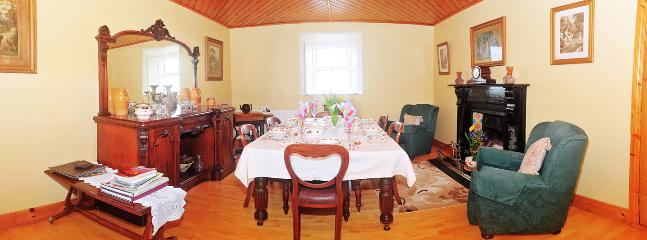 Palour, Dining room.