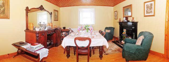 Palour, Dining room.