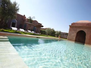 Luxury Villas on Domain Akhdar, Marrakech
