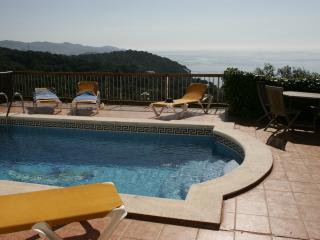 Villa Cristina - amazing view!, Blanes