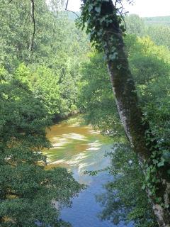 River Moustier below La Goulette