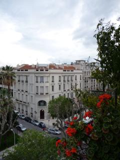 Views from the balcony of Victor Hugo