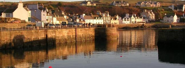 Portpatrick at Sunset