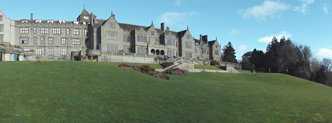 Bovey Castle in Dartmoor National Park
