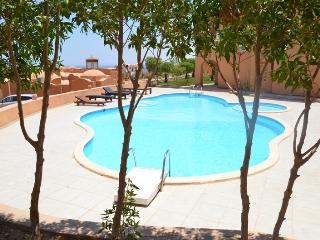 Paradise resort. Nabq
