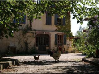 Le Moulin Eoux, Aurignac