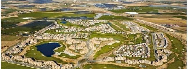 Arial View of the Golf Resort looking towards Mar Menor