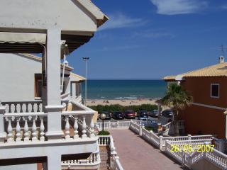Large duplex beach house, Guardamar