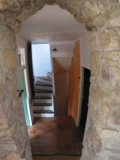 1st floor corridor and stairs to bedroom 2