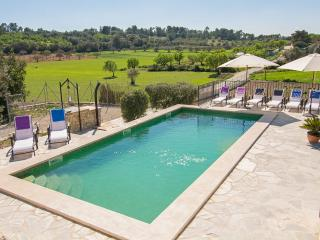 New Finca Private pool in Mallorca, Manacor