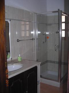 Bathroom 3 Shower