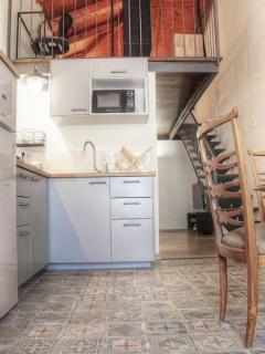 BLUE Apartment - Kitchen