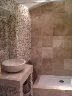 Downstairs Toillet / Shower Room