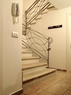ingresso - appartamento piano terra