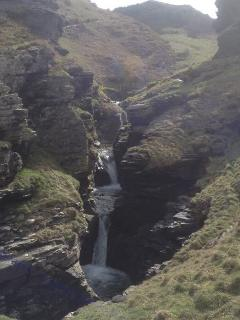 Wonderful and magical places to see like The Rocky Valley near Tintagel.